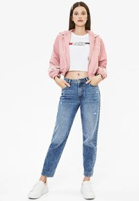 Bershka - Summer jacket - rose - 1