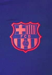 Nike Performance - FC BARCELONA DRY - Klubbkläder - deep royal blue/lt fusion red - 2