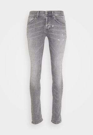 PANTALONE GEORGE - Slim fit jeans - grey denim