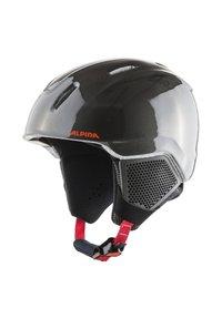 Alpina - CARAT LX - Helmet - charcoal-red - 1