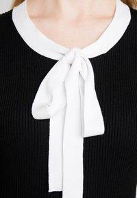 Derhy - NAJA - Robe pull - black - 6