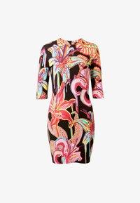 Desigual - DESIGNED BY MARIA ESCOTÉ: - Vestido de punto - multi-coloured - 6