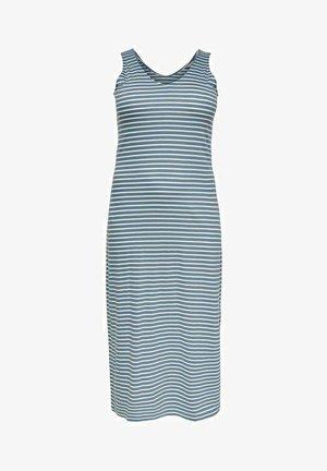 CARAPRIL LIFE V-NECK DRESS - Jersey dress - blue mirage