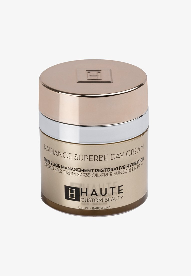 Haute Custom Beauty - RADIANCE SUPERBE SUPREME DAY CREAM 50ML - Tinted moisturiser - porcelain nude