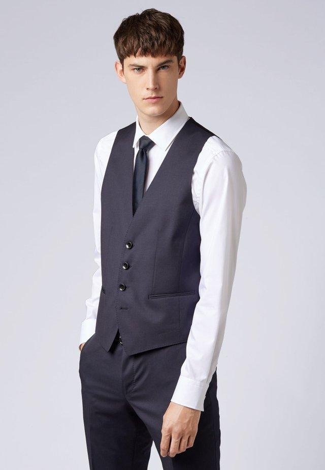 WILSON - Suit waistcoat - dark blue