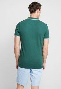 Selected Homme - SLHNEWSEASON - Polo shirt - trekking green - 2