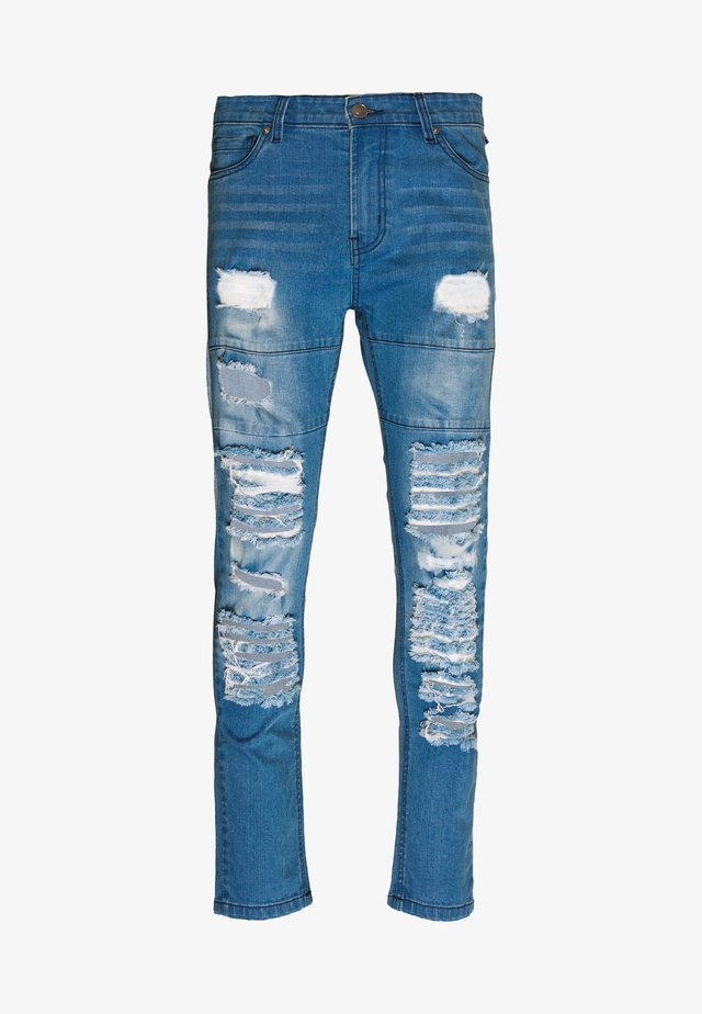 RIVERTON JEAN - Skinny džíny - blue