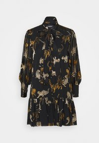 The Kooples - ROBE - Shirt dress - brown - 0