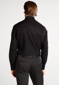 Eterna - FITTED WAIST - Shirt - black - 2