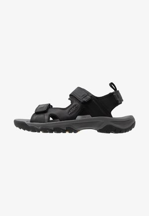 TARGHEE III OPEN TOE  - Outdoorsandalen - black/grey