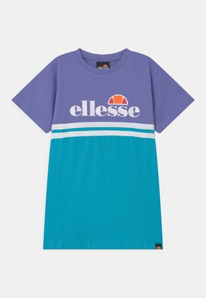 COCOMERO OVERSIZED - Print T-shirt - purple