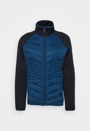 CLUMBER HYBRD - Outdoor jacket - blueopal/navy