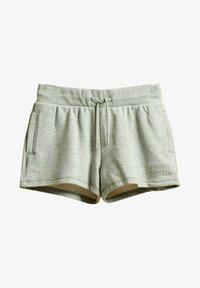 Superdry - Sports shorts - grey marl - 0