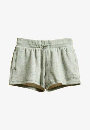Pantalón corto de deporte - grey marl