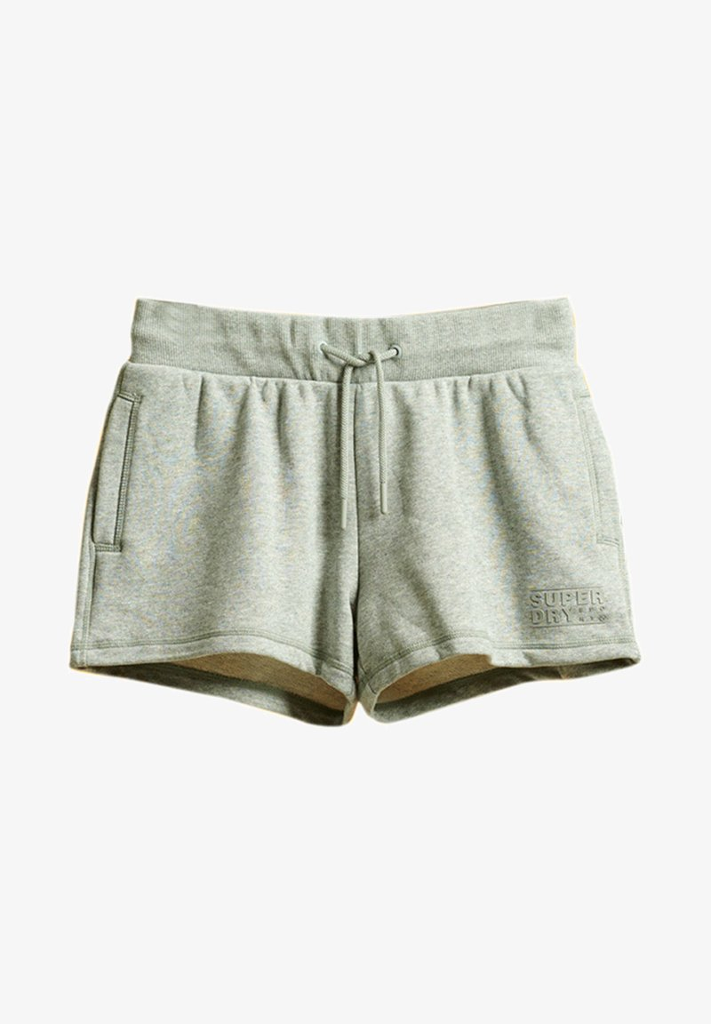 Superdry - Sports shorts - grey marl