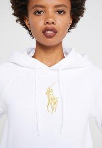 Polo Ralph Lauren - SEASONAL - Kapuzenpullover - white - 5