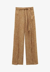 PULL&BEAR - Trousers - brown - 6