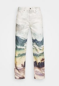 Jaded London - LANDSCAPE SKATE - Jeans relaxed fit - multi - 3