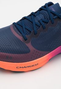 Under Armour - CHARGED PULSE - Zapatillas de running neutras - blackout navy - 5