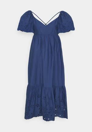 MINOU DRESS - Day dress - twilight blue