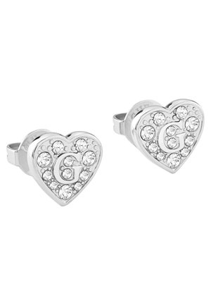 G SHINE - Earrings - argent