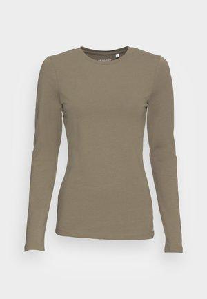 SMILLA - Maglietta a manica lunga - soft moss