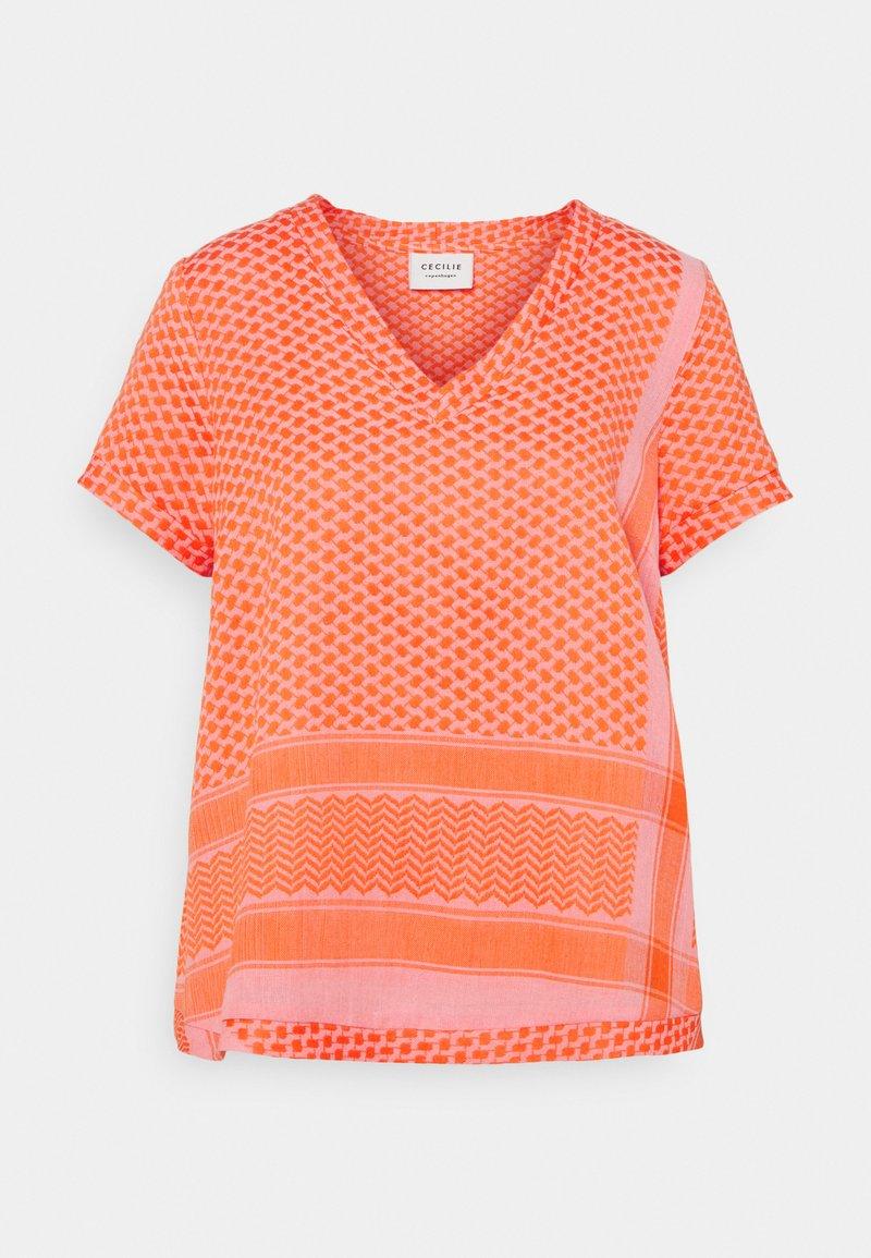 CECILIE copenhagen - Blouse - orange