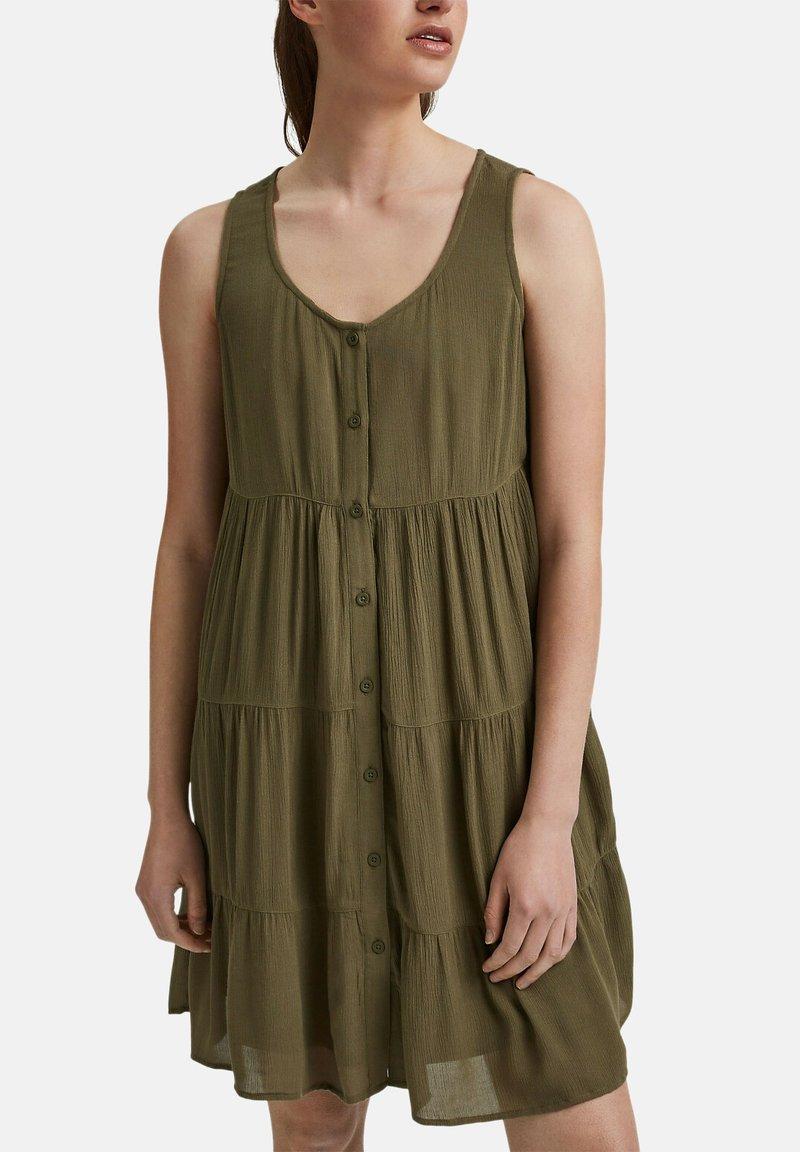 edc by Esprit - Day dress - khaki green