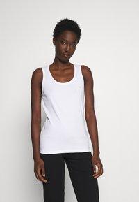 Emporio Armani - TANK - Nachtwäsche Shirt - bianco - 0