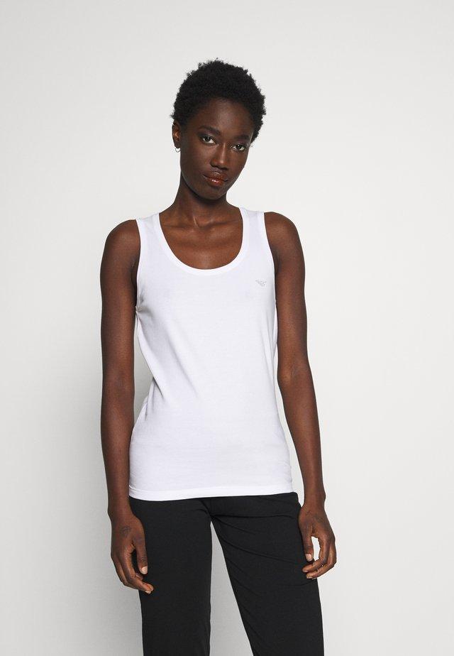 TANK - Koszulka do spania - bianco