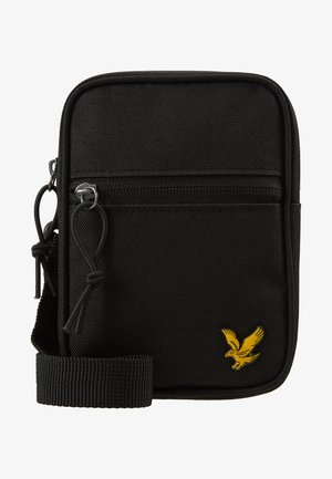 MINI MESSENGER - Umhängetasche - true black