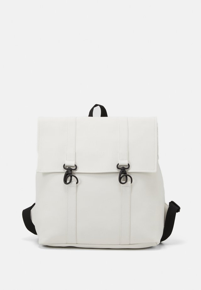 BAG MINI - Rucksack - off white