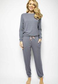 Cyberjammies - Pyjama bottoms - grey - 1