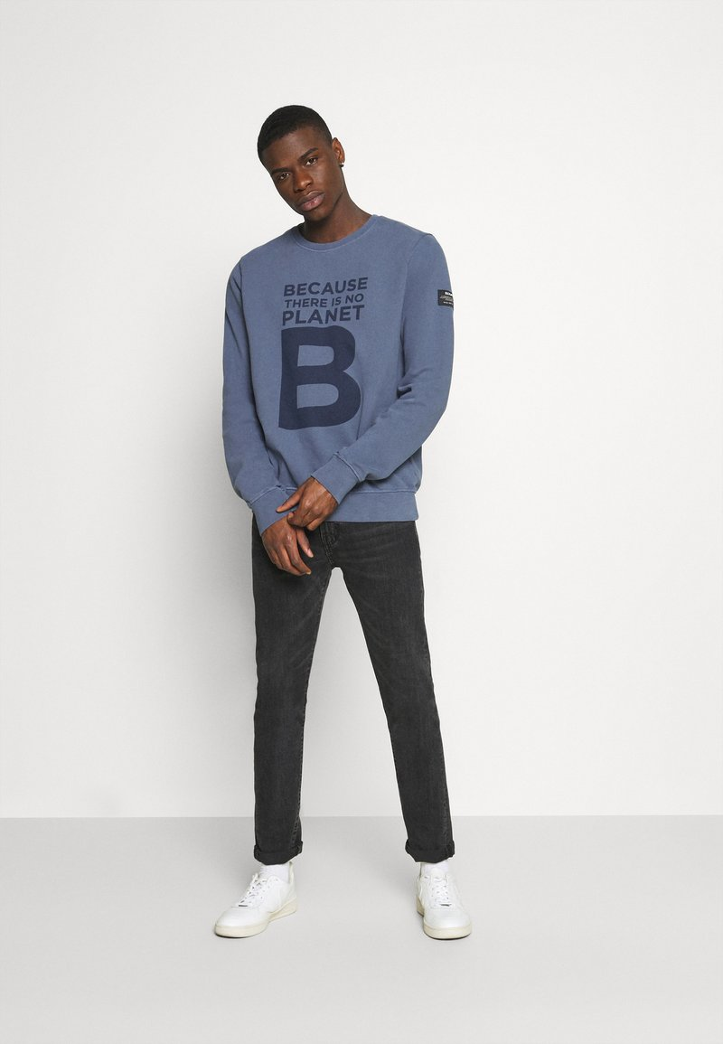 Ecoalf GREAT MAN - Sweatshirt - lavender/blau MbfplB