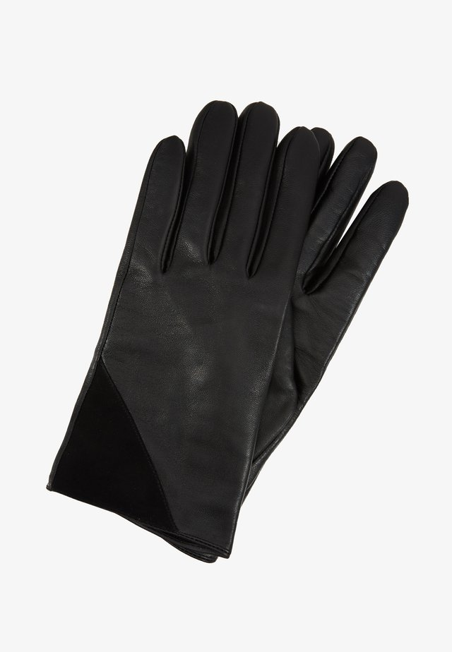 NUMOANNA GLOVES - Sormikkaat - caviar
