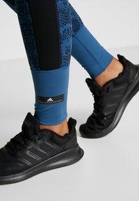 adidas by Stella McCartney - Punčochy - blue - 6