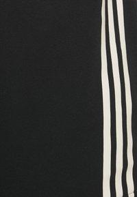 adidas Performance - Sportovní kraťasy - black/white - 2