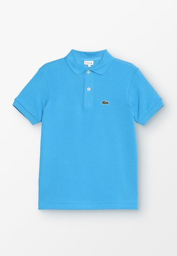 BOY SHORT SLEEVED RIBBED COLLAR  - Polo shirt - ibiza