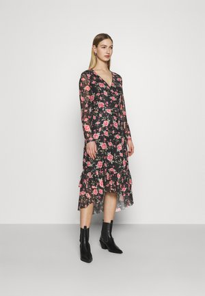 VIKAMAS DRESS - Kjole - black