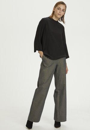 DHMAY  - Blouse - black