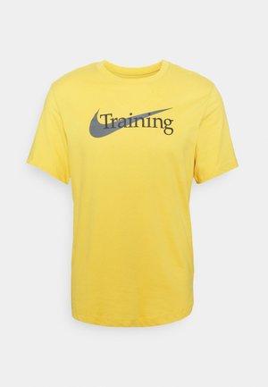 TEE TRAINING - T-shirts print - solar flare