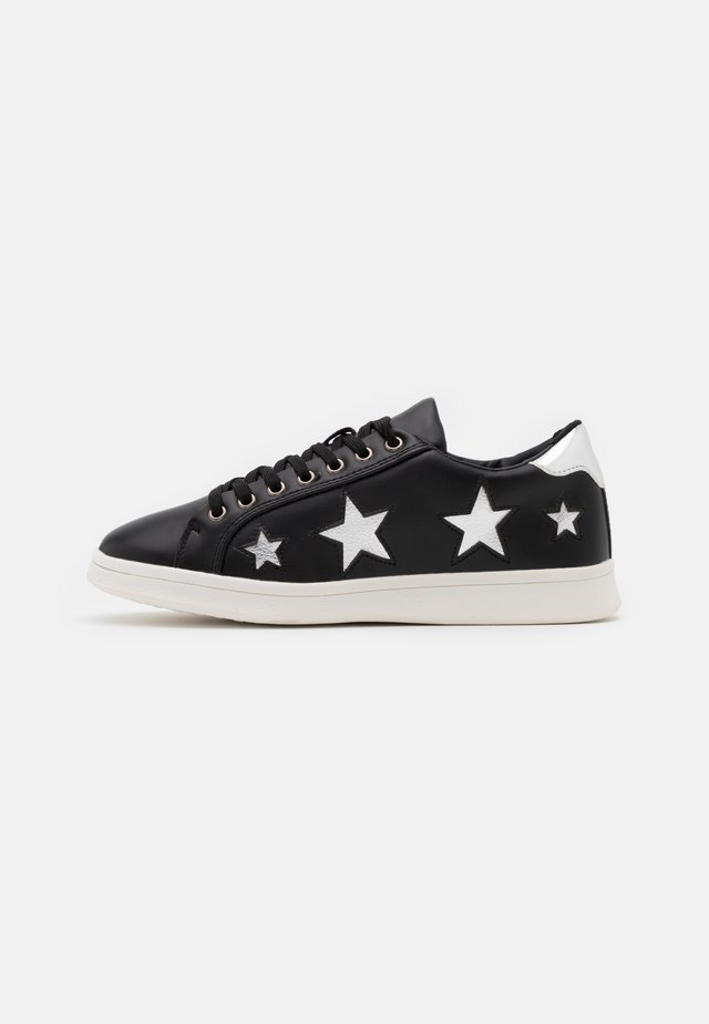 STARRY WIDE FIT - Sneakers laag - black