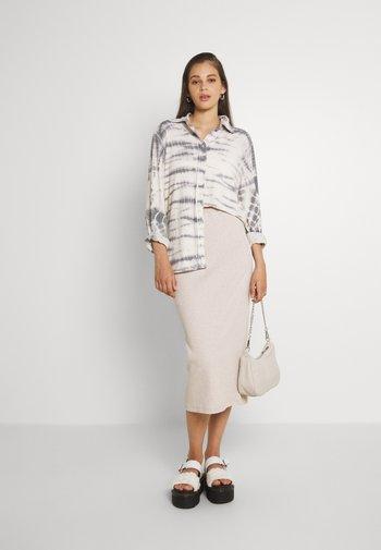 TABITHA SKIRT - Pencil skirt - off white