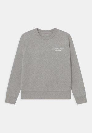 Sweater - stone grey melange