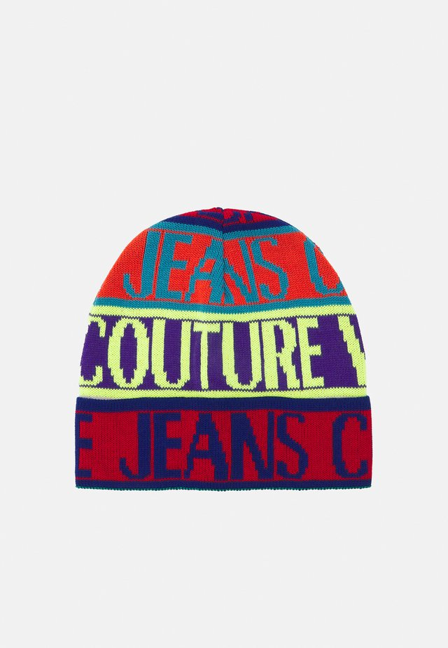 MEDIUM BEANIE UNISEX - Bonnet - multi-coloured