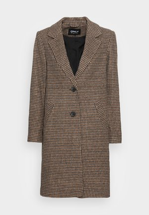 ONLAGNETE ASTRID COAT - Classic coat - glazed ginger