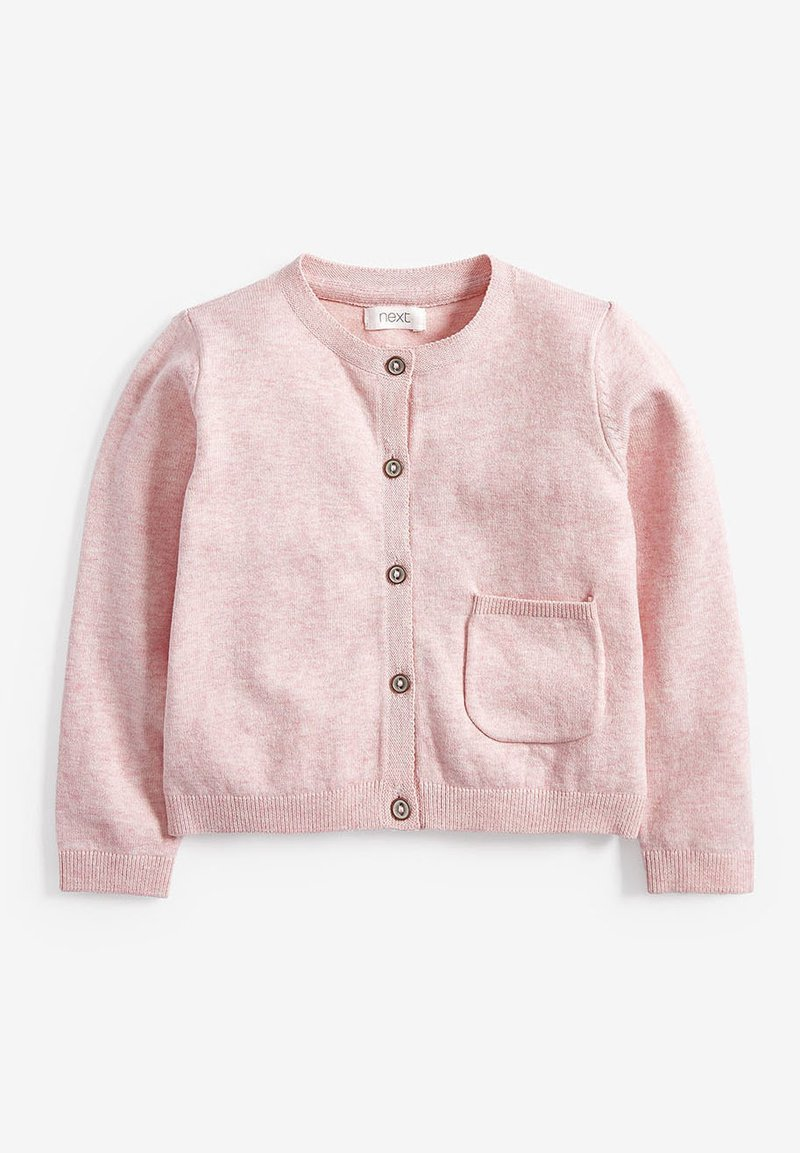 Next - CARDIGAN (3MTHS-7YRS) - Kardigan - pink
