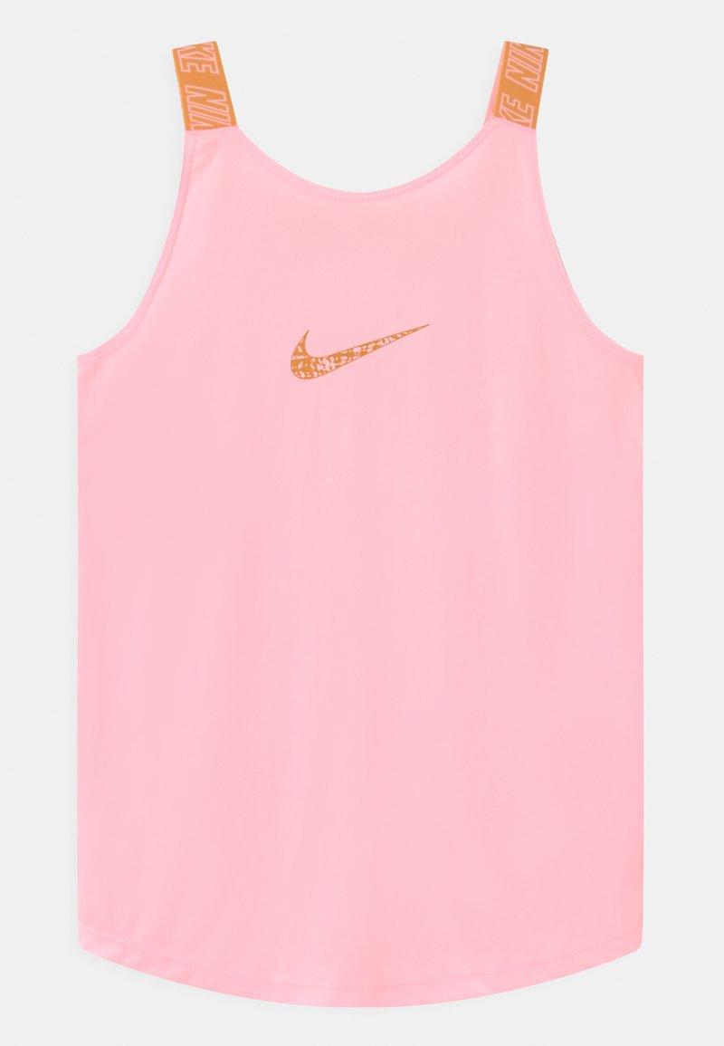Nike Performance - ELASTIKA - Top - arctic punch/bucktan