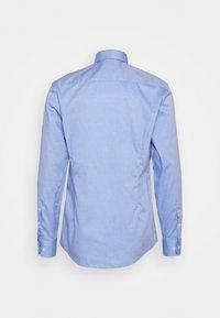 Eton - SLIM FINE DOTTED  - Formal shirt - blue - 1