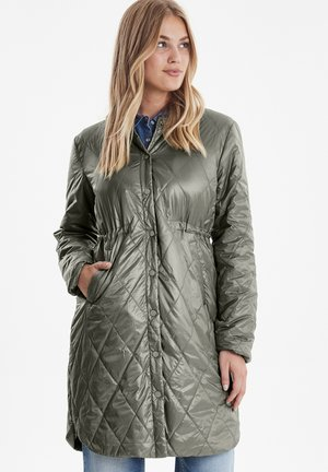 Abrigo de invierno - dark green